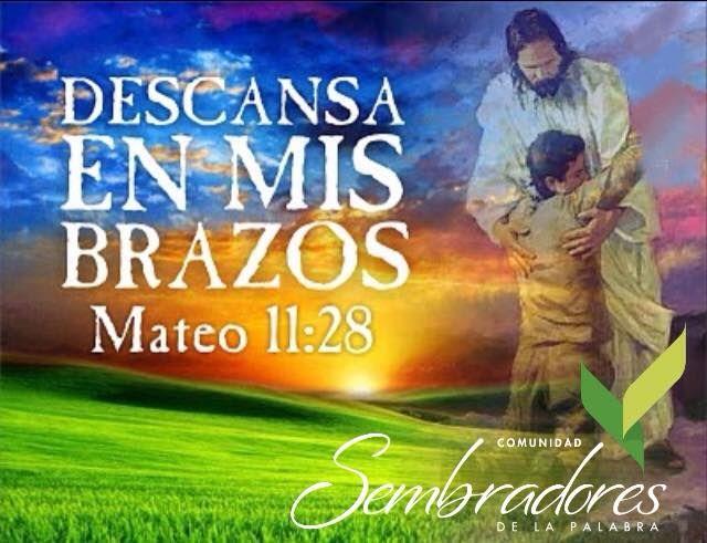 esperanza descansa en Dios, frases espirituales #sembradoresdelapalabra #comunidadcatolica #comunidadsempal #rccdecolombia #rccbogota http://www.sembradoresdelapalabra.com/