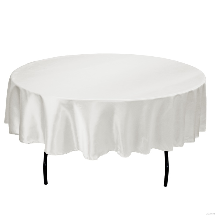 17 best images about table cloths overlays on pinterest for 120 round white table linens