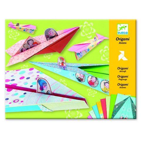 Origami - Pretty Planes
