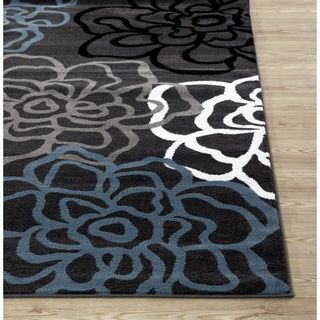 This beautiful rug is unique, stylish and ready to accent your decor with authentic elegance. This rug features bold colors and contemporary design. This rug has extremely heavy, dense pile as well as