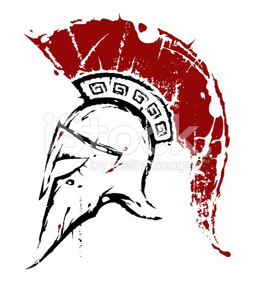 Ancient Spartan Helmet Drawing | www.imgkid.com - The ...