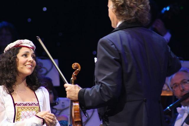 Carmen Monarcha (Soprano Soloist), Andre; 29 May 2010; Vienna by ~BC~, via Flickr