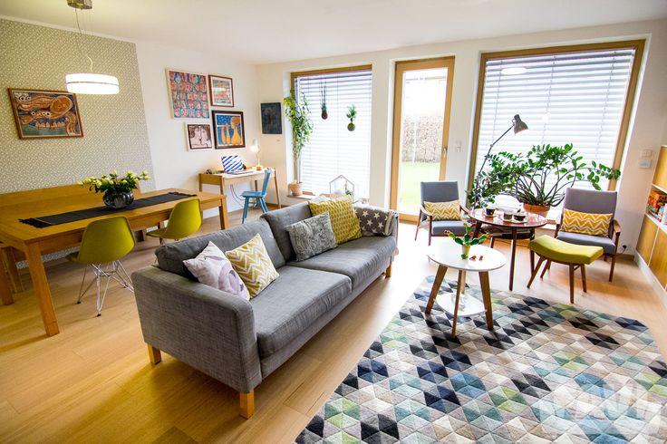 Moderní obývací pokoj od Mula design - Favi.cz