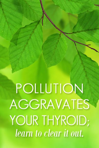 Help for your thyroid!