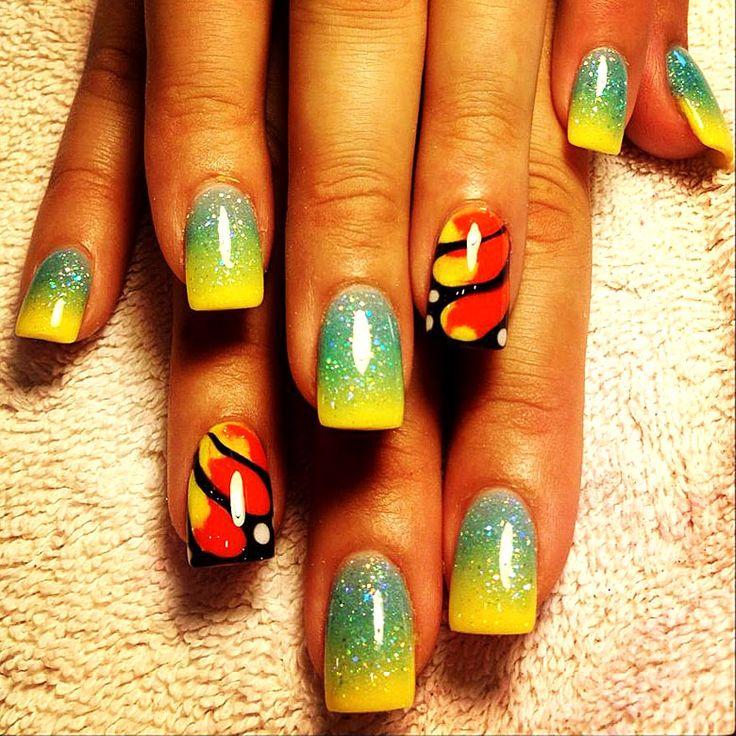 Tony's Nails, Wichita Falls TX Nails, Love nails, Nail