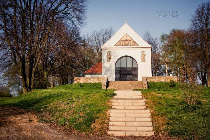 """The chapel of st. Rocha - """"Rochúz"""" near Uherské Hradiště"""