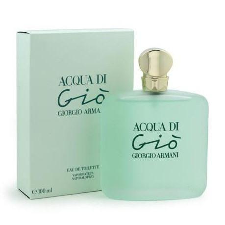 Acqua Di Gio by Giorgio Armani 100ml EDT (W)