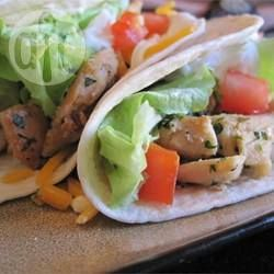 Chicken and Lime Tortilla Wraps @ allrecipes.com.au