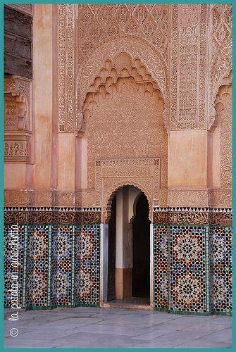 Marrakech, Marocco - Marrakech, Morocco #lapatataingiacchetta