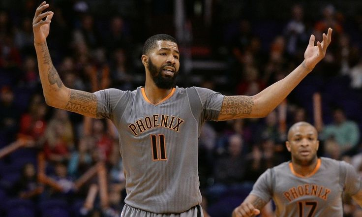 The Wizards Hope Risk of Markieff Morris Brings Reward = Only risk brings the possibility of reward, and no trade embodied that sentiment more than the Washington Wizards' acquisition of Markieff Morris from the Phoenix Suns for Kris Humphries, DeJuan Blair and a.....
