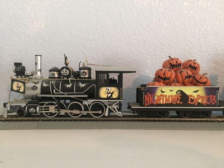 Pesadilla antes de Navidad Hawthorne Village Conjunto de Tren Eléctrico | Objetos de colección, Disney, Contemporáneo (1968 - presente) | eBay!