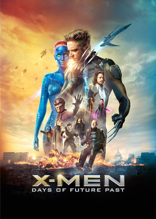 """The new trailer for """"X-Men Movies: Days Of Future Past"""" is finally here!  What do you think about it?"""