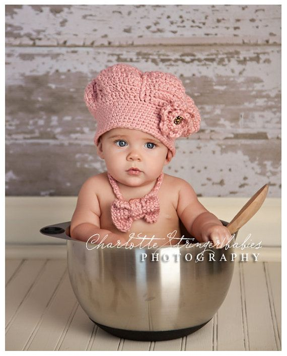 Another really cute Chef baby portrait! @Samantha @This Home Sweet Home Blog @AbdulAziz Bukhamseen Home Sweet Home Blog Overly