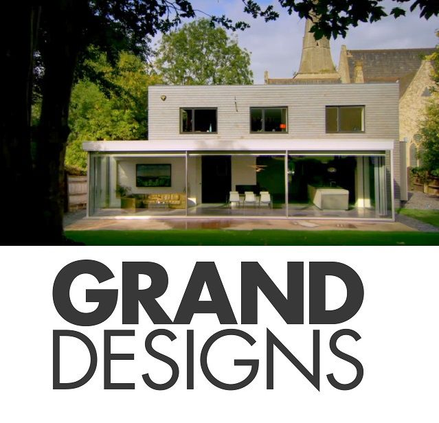 Grand Designs Presenter House: The 1950's House Refurbish, Grand Designs 2013.