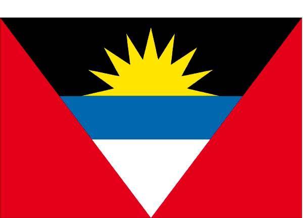 antiqua. flag   Antigua Flag