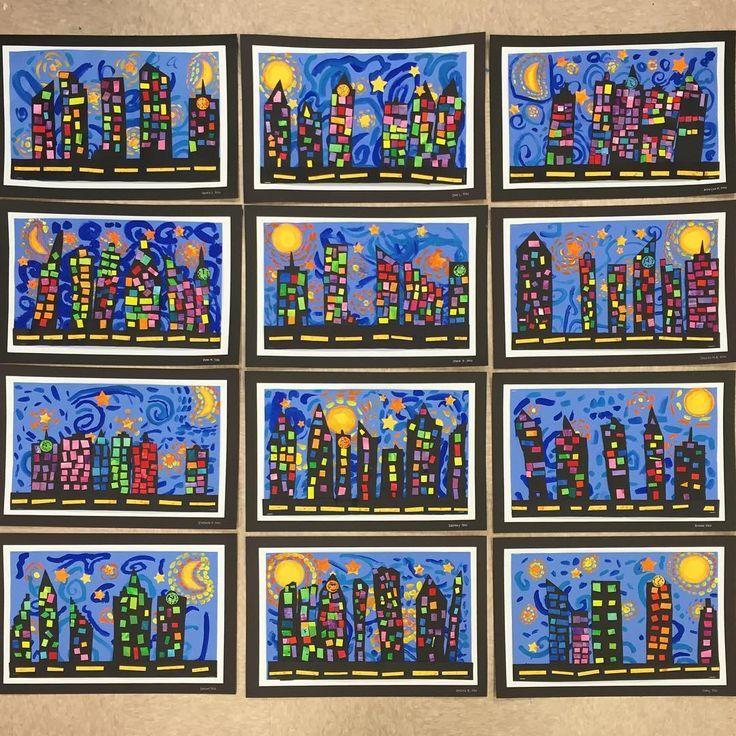 abbf0086aa8c3ebc70a4fb0334b52402--nd-grade-art-projects-kindergarten-art-projects.jpg 736×736 pikseliä