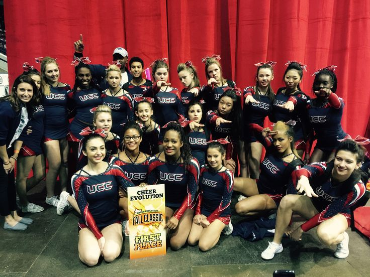 Ultimate Tigers Fall Classic Champions! www.ultimatecheer.ca #BeUltimate