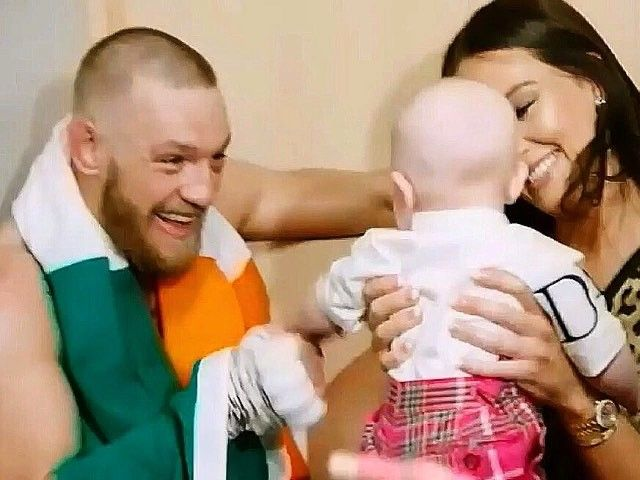 """8,780 Likes, 97 Comments - CONOR McGREGOR (@thenotorioustime) on Instagram: """"• Conor McGregor after fight with his family ❤️ • Follow @thenotorioustime for mire videos  •☘…"""""""