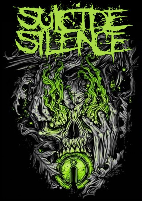 114 best suicide silence images on pinterest badass bands and rh pinterest com Falling in Reverse Logo Of Mice and Men Logo