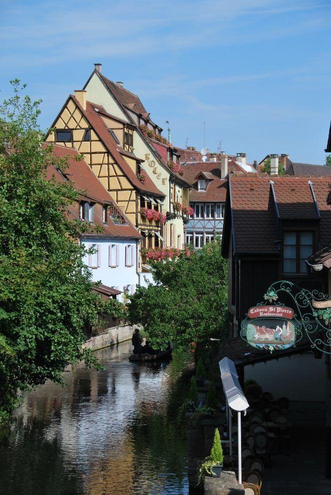 La Petite Venise De Colmar Visiter Colmar Colmar Voyage En Alsace