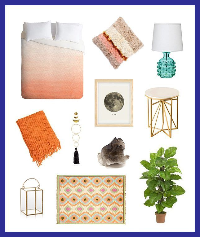 3 Ways to Revamp Your Bedroom This Summer via Brit + Co