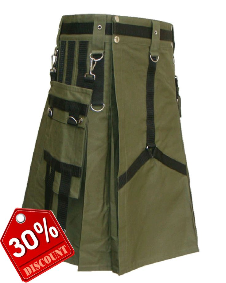 Boldness #Modern #Kilt. Our handmade kilts are built to last and will withstand any manly task you put them up to. The style is traditional with added functionality. The custom #button placement and #buckle closure give our kilts a unique flare you won't find anywhere else. #RoyalKilt Original_Price- $90 Offer_Price-$65 Visit our online kilt shop we offer most authentic and latest. http://royalkilt.com/…/moder…/boldness-mens-modern-kilt.html