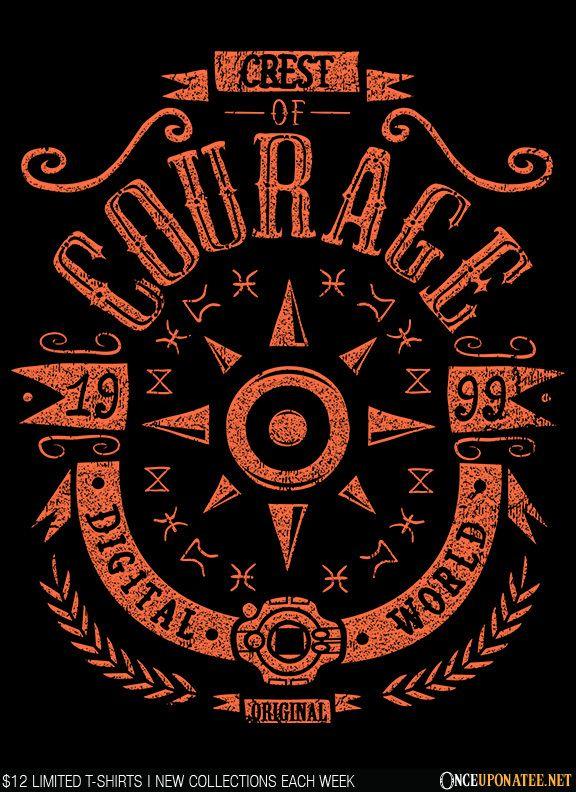 Crest of Courage                                                                                                                                                      Mais