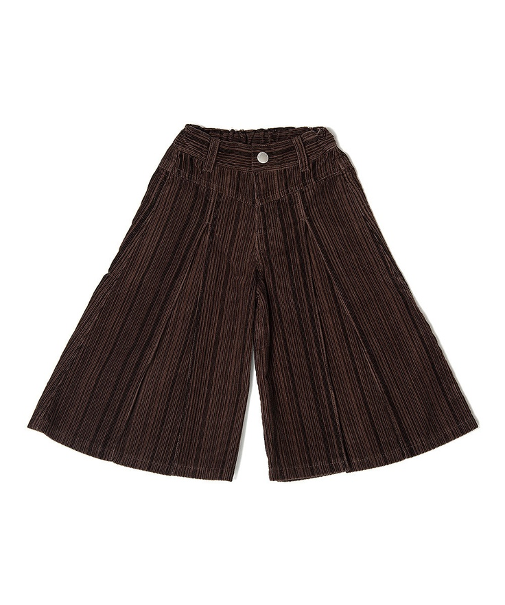 Chocolate Mollie Gaucho Pants