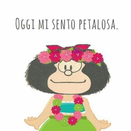 Tenera Mafalda ❤