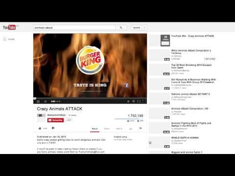 ▶ Burger King 'Pre-roll' via Colenso BBDO and Flying Fish via StopPress - YouTube
