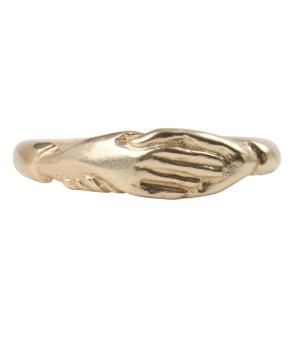 Catbird :: shop by category :: JEWELRY :: Wedding & Engagement :: Non-traditional :: Pas de Deux Ring