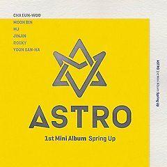 Astro (Astro) - Spring Up [Mini Album]