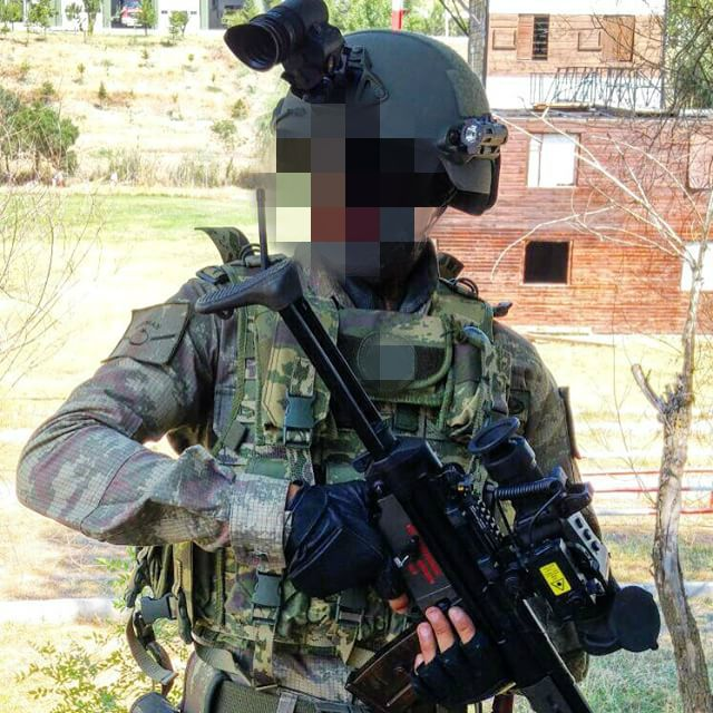 Turkish Special Forces - #Turkish #Gendarmerie #Special #Forces