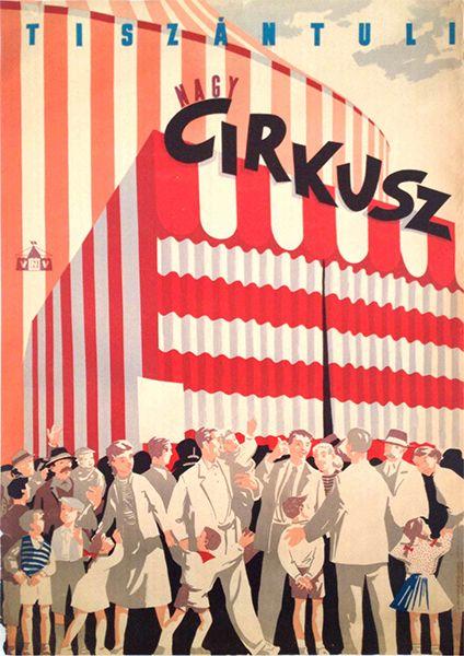 Grand Circus of Tiszántúl (1953)
