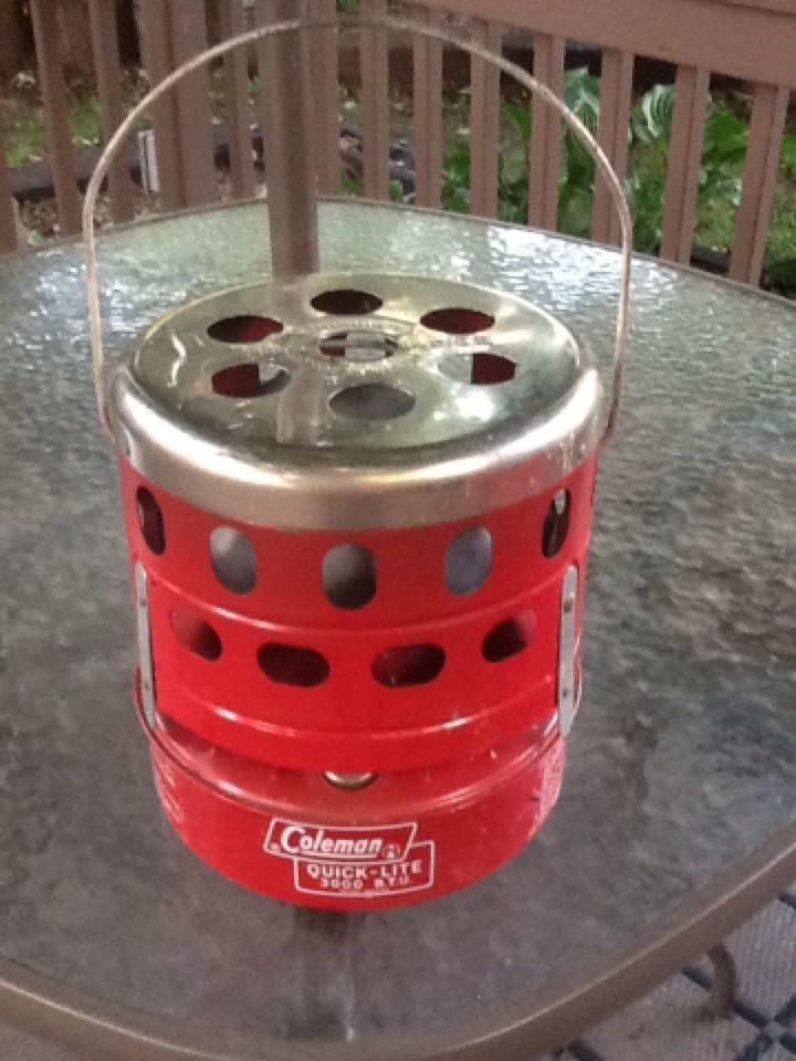 Best 25 coleman camping ideas on pinterest led lantern lights reduced vintage coleman camping heater sciox Gallery