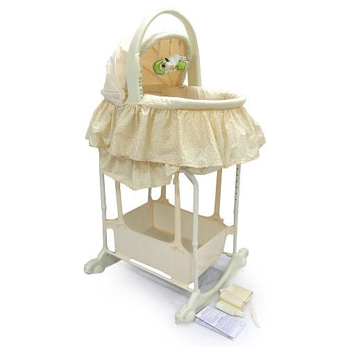 The First Years Carry Me Near Bassinet Baby Needs