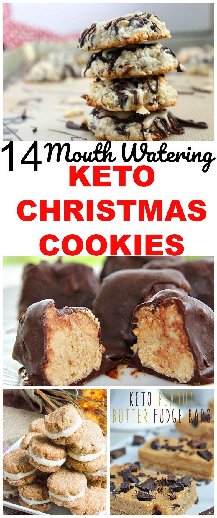 14 Low Carb Cookies Recipes That Make The Best Keto Christmas