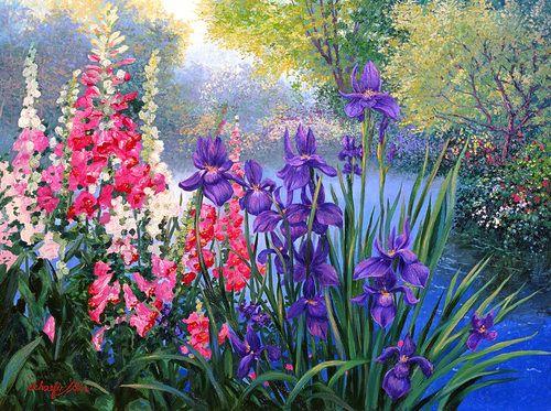 'Faith's Garden' by Shaefer/Miles