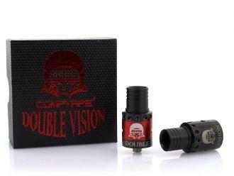 Compvape – Double Vision Cloud Chasing RDA | My-eLiquid E-Zigaretten Shop | München Sendling