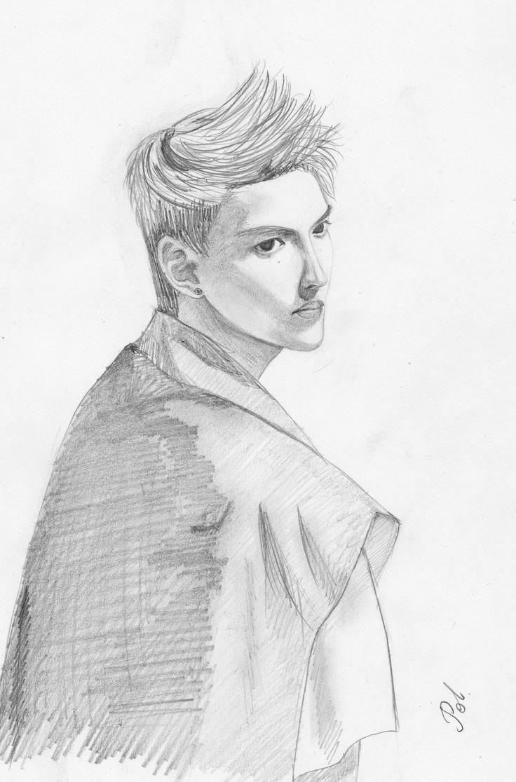art Kris Wu Yifan #Kris #WuYifan
