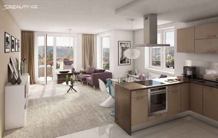 Byt 2+kk 46 m² k prodeji Soukalova, Praha 4 - Modřany; 2890000 Kč (nezahrnuje garážové stání a sklep - možnost koupěnezahrnuje garážové stání/parkování a sklep - možnost koupě), balkón, parkovací místo, garáž, výtah, bezbariérový, cihlová stavba, osobní vlastnictví, novostavby.