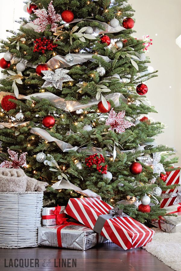 169 best christmas trees images on pinterest beautiful for Christmas decoration 94