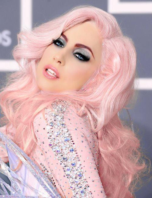 Stefani Joanne Angelina Germanotta Pink Sure Is