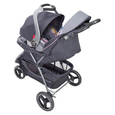 Baby Trend Skyview Plus Travel System Bluebell Baby