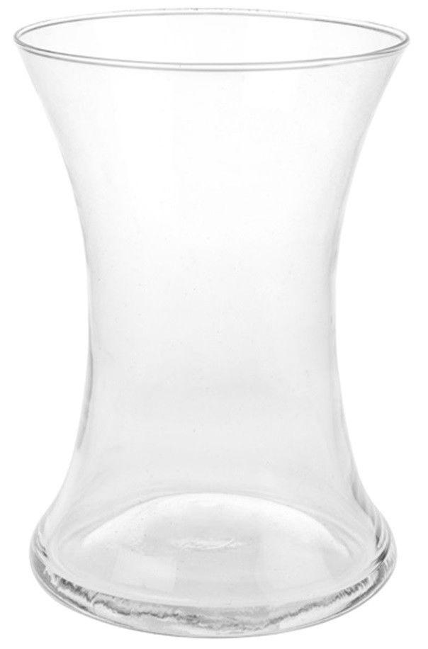 277 & 20cm Tall Flared Glass Flower Vase Wide Body \u0026 Wide Mouth #CbDesigns ...