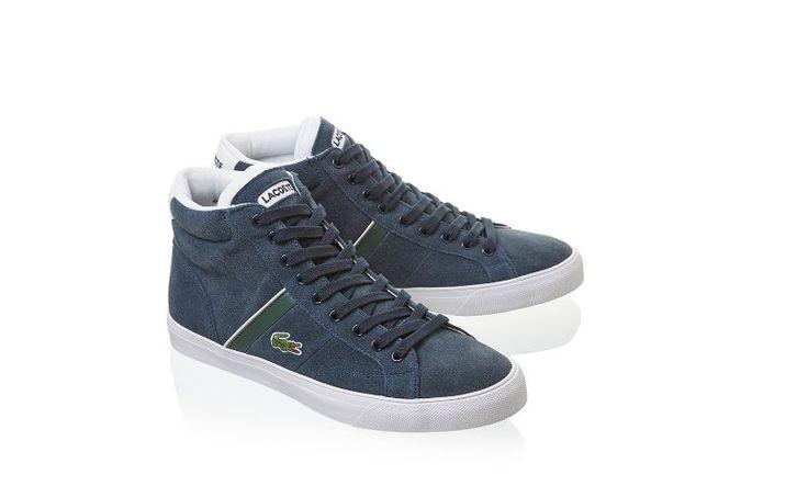 Scarpe Lacoste uomo primavera estate 2014: è il Momento dello Sporty-Urban Scarpe Lacoste uomo primavera estate 2014 sneakers