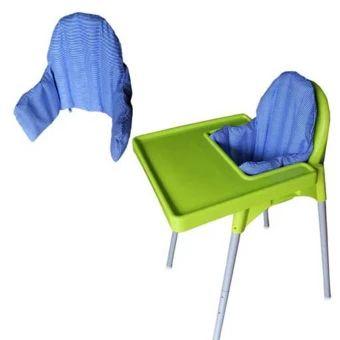 ขอแนะนำ  Baby Booster Seats Soft Cushion Children Chair Inflate Liner DesignPad Blue Striped Highchair Pad Baby Dining Chair Seat - intl  ราคาเพียง  569 บาท  เท่านั้น คุณสมบัติ มีดังนี้ New Design Pad Baby Booster Seats Pad Children Chair Soft Cushion Blue Striped Highchair Pad& Use For Baby Dining Chair Seat Children highchairs cushion terylene/cotton+PVC