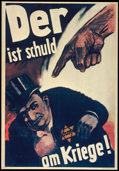 who was to blame for the holocaust In the interview, priebke proved an arrogant nazi monster until his dying day he claims jews are partially to blame for the holocaust.