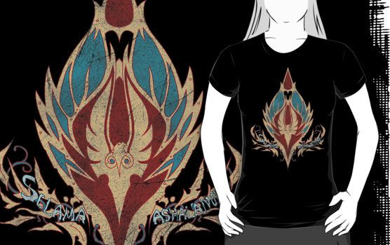 Crest of the Sin'dorei (Style 2) by tabardsntrinks - because I love my Blood Elves