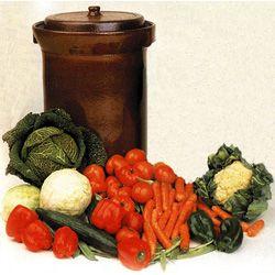 Harsch Crock, Fermenting Crock 7.5 Liter $139.95 FREE Shipping!   Harsch Gairtopf Gartopf